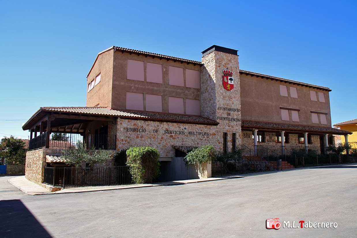 Edificio de Servicios Múltiples y Centro de Salud